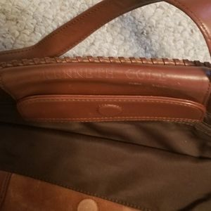 Kenneth Cole NY Bags - Kenneth Cole NY Brown Suede Tote
